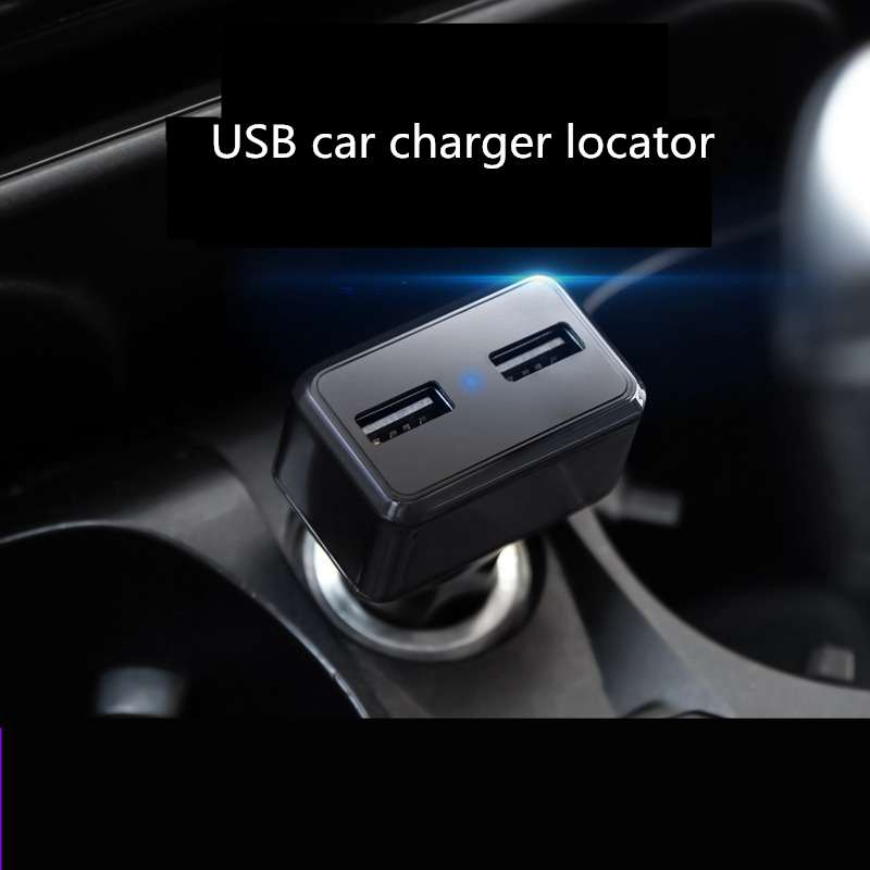 GPS Tracker Car Charger GSM Wifi LBS Real Time Tracking Voice Monitoring Recorder GPS Tracker Car Tracker GPS Auto