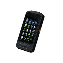 Android 4.22 125KHz handheld rfid reader with display support wifi,bluetooth,3G,GPRS,GPS,Camera standard function