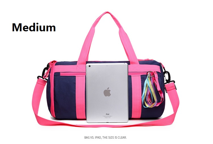 Security & Protection New Multifunction Gym Bag Men Training Woman Sports Bag Fitness Bags Durable Handbag Outdoor Sporting Tote For Male 4 To Enjoy High Reputation In The International Market