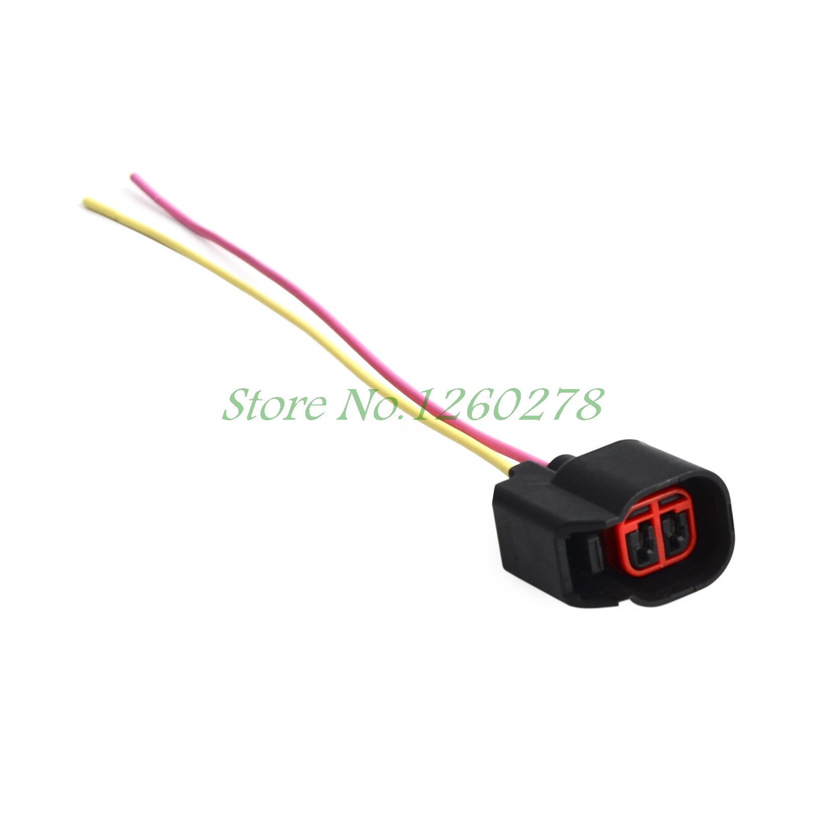 Engine Fuel Injector Wire Harness Connectors Adapter For Ev6 Ev14 Us Bmw Heated Grip Car Pigtail Cut Splice In Inject Controls Parts From Automobiles
