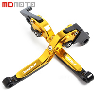 Gold Motorcycle CNC Aluminum Adjustable Brake Clutch Levers For Honda CBR600 F2 F3 F4 F4I CBR