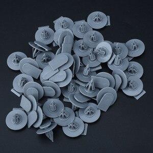 Image 5 - 20 個自動ファスナークリップホイールアーチトリムクリップファスナープラスチックリベット bmw ミニ R50 R52 R53 R55 r56 R57 クーパー s d