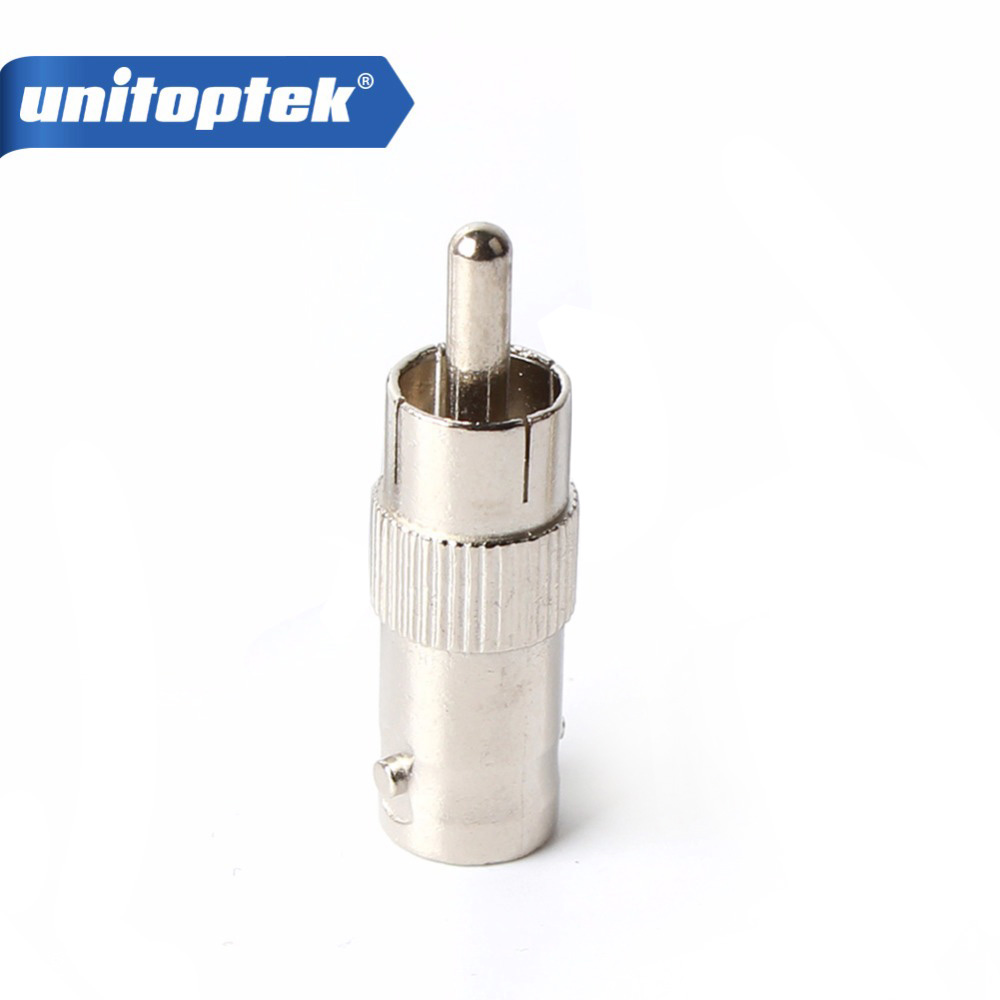 10 / 20 / 50 / 100Pcs/lot CCTV Female BNC To RCA Male Video Adapter Connector цены