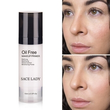 Oil-Control Cover Pimple Freckle Wrinkle Face Foundation Emulsion Face Makeup Primer For Dry And Oil Skin Cosmetic Beauty