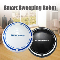 Intelligent House Cleaning Sweep Robot Broom Cartoon USB Charge Mini Wireless Automatic Clean Robots Household Broom