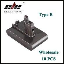 Wholesale 10x Eleoption Replacement Power Tool Battery 22 2V 2 0Ah 2000mah Li ion Type B