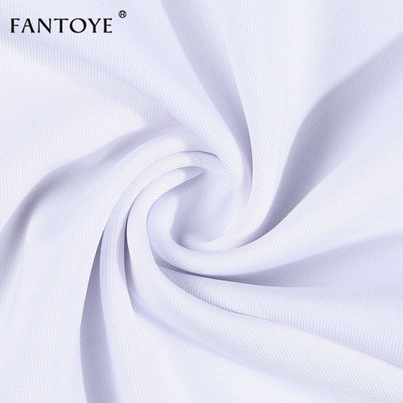 Fantoye Summer Metal Chain Spaghetti strap Dress For Women White Backless Bodycon Dress Women Clubwear Party Dress Vestidos in Dresses from Women 39 s Clothing