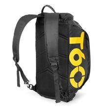 Gym Bag Outdoor Sport Backpacks One Shoulder Handbag Women Men Fitness Bag Travel Yoga Bags with Shoes Storage Training Rucksack недорого
