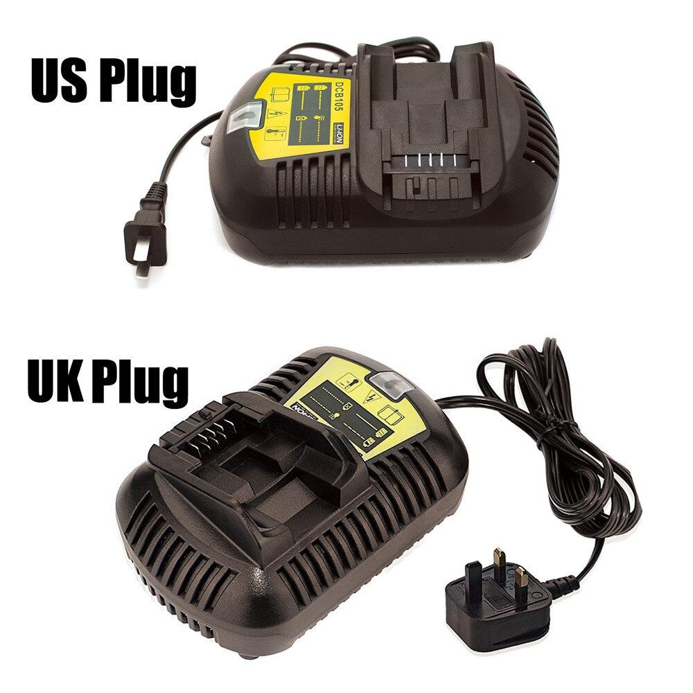 1 Pc DCB120 12V-20V 3A Li-ion Battery Charger For DCB105 DCB120 DCB203 DCB200 DCB201 DCB204 DCB180 DCB181 DCB182 T0.16 1 pc li ion battery charger for bosch drill 18v 14 4v rechargerable battery charger bat609 bat609g bat618 bat618g t0 16