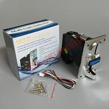 JY-916 Přední vstup Multi-Coin Acceptor Token Selector Mincovník Mech pro arkádovou hru Kabinet Kiosk Prodejní automaty
