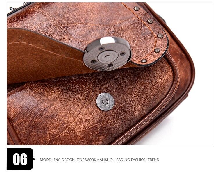 Mensageiro Flap Crossbody Bag Bolsas de Luxo