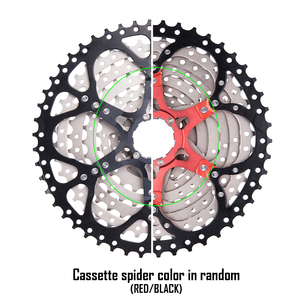 Image 4 - ZTTO 9 Speed Mountain Bike Cassette 11 50T Wide Ratio MTB 9speed Bicycle Sprocket 9S Freewheel Compatible with M430 M4000 M590
