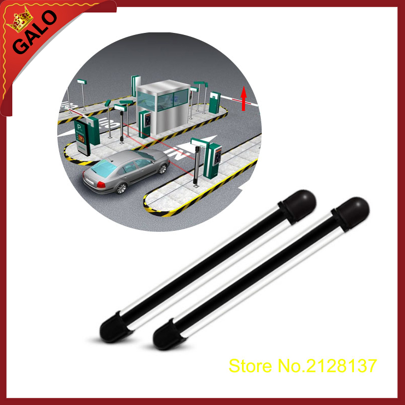 Dual Beam Infrared Radiation Barrier Detector For Door Window Wall Gate Wireless Ir 2 Beams 5m