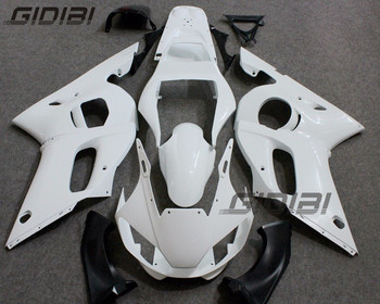 Unpainted ABS Injection Mold Bodywork Fairing Kit For YAMAHA YZF R6 1998-2002 98 99 00 01 02 +4 Gift