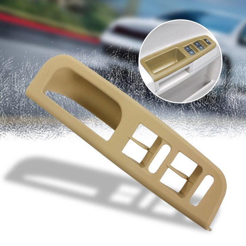 Grey-Black-Beige-Master-Car-Window-Switch-Control-Panel-Trim-Bezel-For-VW-Passat-for-Jetta (2)