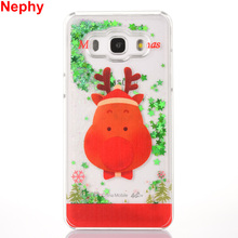 Nephy Brand Mobile Phone Case For Samsung Galaxy Grand Prime G530H G530F G530FZ Silicon Cover Christmas Gift Santa Claus Casing