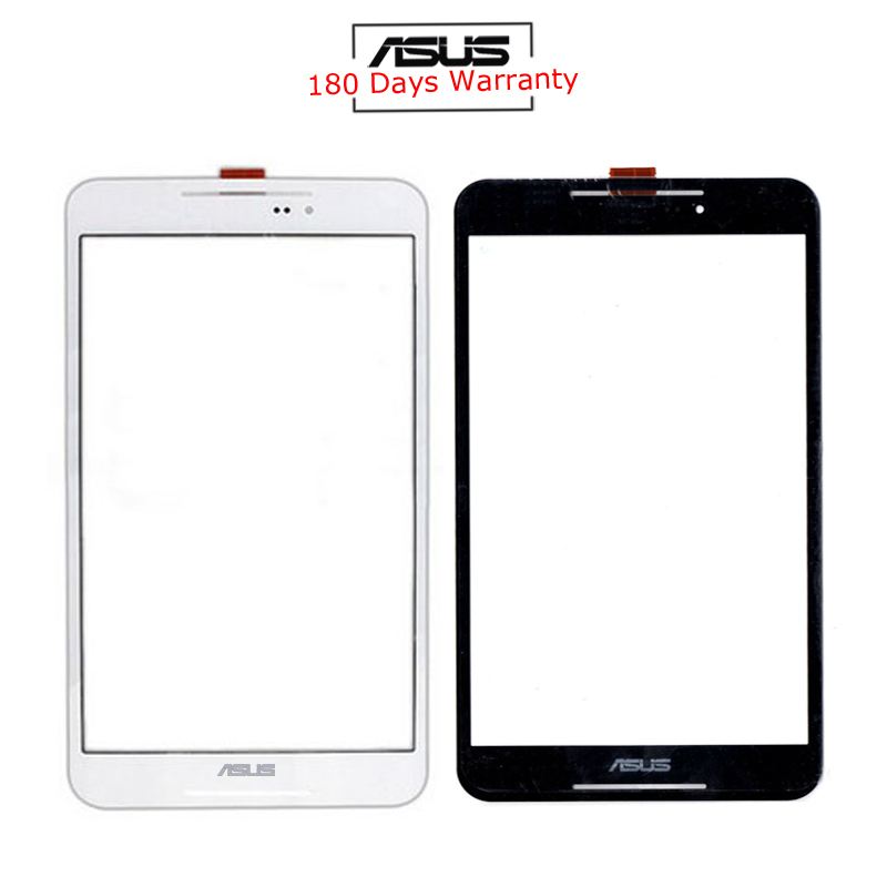 For ASUS Fonepad 8 FE380 FE380CG FE380CXG FE8030CXG K016 Touch Screen Digitizer Glass Panel Replacement White/Black hot sale touch screen for asus fonepad 7 fe375 fe375cg fe375cxg me375 glass digitizer panel replacement black