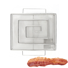BBQ Cold Smoke Generator For Bacon Fish Creative Salmon Meat Meshes Accessories Tools Smoking Burn Smoker