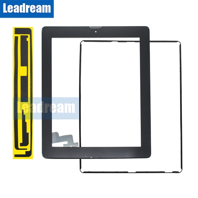 Leadream Touch Screen For iPad 2 A1395 A1396 A1397 Digitizer ...