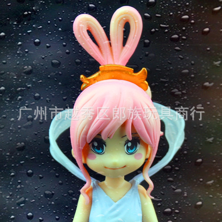 anime one piece small Shirahoshi so lovely model garage kit pvc action figure classic collection toy doll 4parts sets super lovely chopper anime one piece model garage kit pvc action figure classic collection toy doll