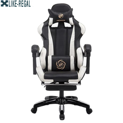 Como silla de jefe real/oficina/esponja inflable de alta densidad/se puede tumbar/360 grados pueden ser silla giratoria/ordenador