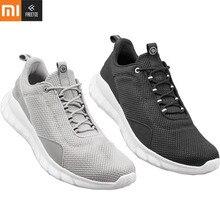 Xiaomi FREETIE спортивная легкая обувь Вентиляция эластичная вязаная обувь дышащие освежающие Городские кроссовки для мужчин H20
