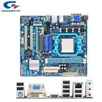Oryginalny Używany Pulpitu płyta główna Dla Gigabyte GA-MA78GME-S2H Maksymalne Wsparcie A78 Socket AM2 DDR2 8 GB USB2.0 4 * SATAII Mikro ATX