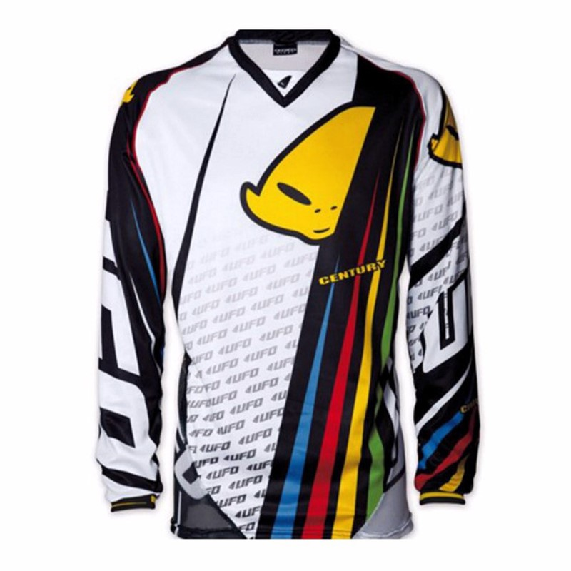 2019 Quick Dry maillot ciclismo MX dh Off Road Mountain cycling moto Motocross BMX Downhill Breathable mtb Jersey