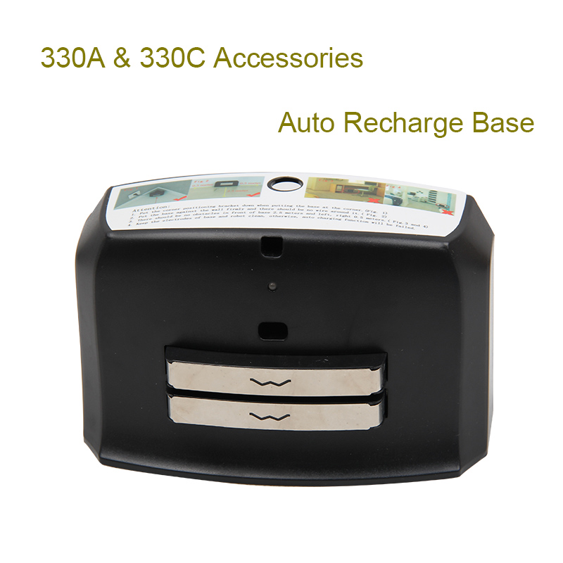 Robot Vacuum Cleaner PAKWANG & DIQEE 330A and 330C Spare Parts of Docking Station 1 PC Supply from Original Auto Recharge Base.. цены