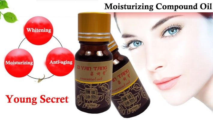 Whitening Moistuirizing Skin Repair Scars Skin Care Compound Essential Oil 10ml 10