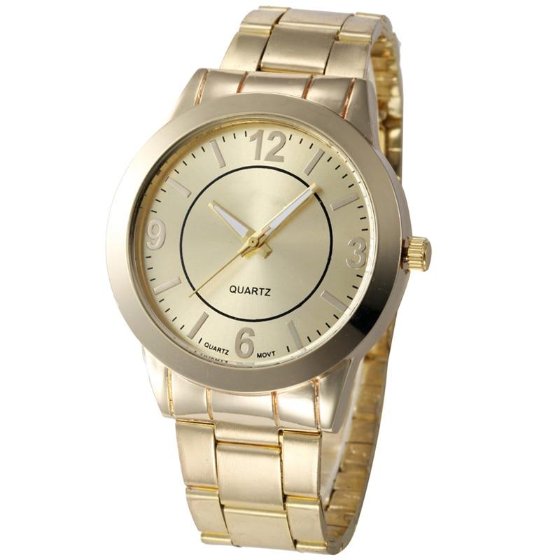 Watches Women Rose Gold Quartz Reloj Mujer Watch Stainless Steel Sport Hour Wrist Analog Watch Montre Femme Bayan Kol Saat