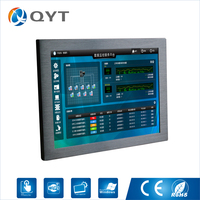 In Stock 19 Tablet Pc Touch Screen Industry All In One Computer With Inter D525 1280x1024