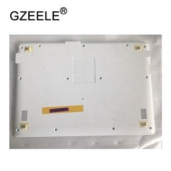 GZEELE laptop Bottom case cover For ACER for Chromebook CB5-311  lower case PN :AP176000100  white
