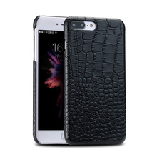 Genuine Leather Anti-fall phone case for iPhone 11 11Pro X XS XS max XR 5 SE 6 6S 7 8 plus Crocodile texture protective case стоимость