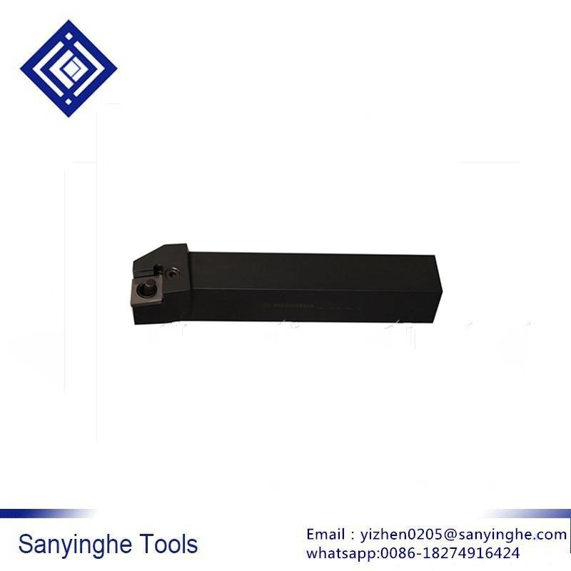 PCLNR2020K12 Herramienta de torneado externa para inserto CNMG