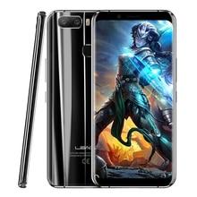 """LEAGOO S8 Pro 5.99 """"bisel-Menos 18:9 de la Pantalla 4G Smartphone Touch ID Octa Core 6 GB RAM 64 GB del Androide 7.0 P25 ROM 13MP teléfono Móvil"""