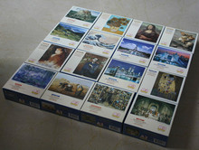 Tomax 1000 PCS World Old Master Landscape Puzzles