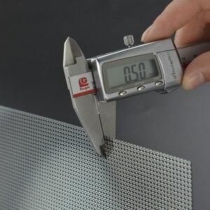 Image 3 - 18*30 سنتيمتر لينة رقيقة pcb مرنة جانب واحد pcb FR4 لوحة دوائر كهربائية DIP SMD PCB لوح تعليق النموذج مصفوفة ورق الطباعة
