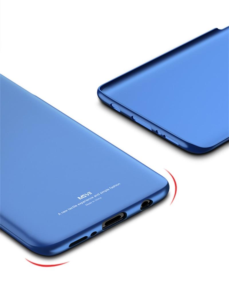 HTB1kZTvL6TpK1RjSZKPq6y3UpXa1 Cases For Samsung S10 S9 S8 Plus MSVII Hard PC Ultra Slim Matte Case For Samsung Galaxy Note 10 9 8 S10e S9 S8 S7 S6 Edge Covers