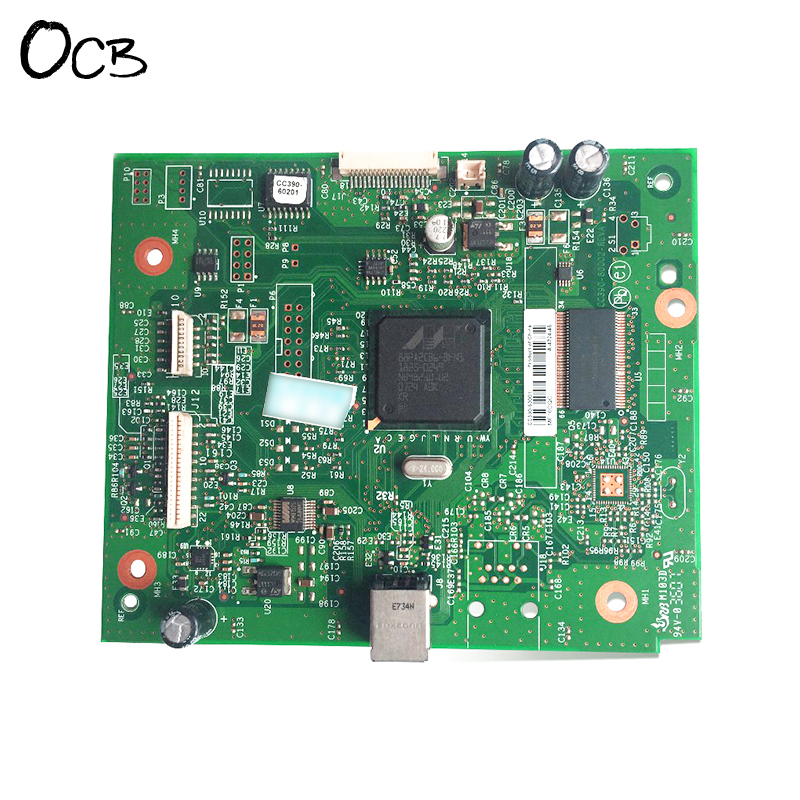 CC390-60001 CC390-60002 Mainboard Main Board For HP LaserJet 1120 M1120 M1120N Printer Formatter Board ce832 60001 mainboard main board for hp laserjet m1213 m1212 m1213nf m1212nf 1213 1212 printer formatter board