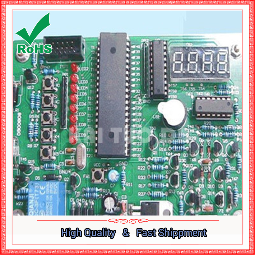 Simulation Competition Kit [Electronic product assembly and debugging, competition Zhenti] module