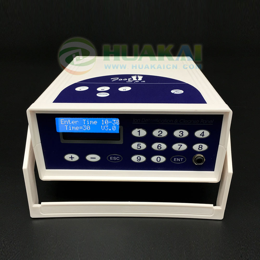 Hot sale foot detox spa machine for home use hot sale cayler
