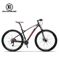 EUROBIKE 27 Speed MOUTAIN BIKE 29inch Double Brake Mens Aluminium Alloy BICYCLE