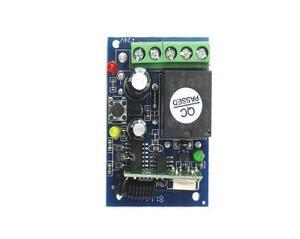 Image 3 - 범용 dc 12 v 1 channal 무선 원격 제어 315 mhz/433 mhz 수신기 릴레이 수신기 모듈 빛