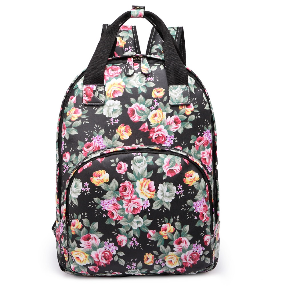 Fashion women backpack female lively colors bags school backpacks laptop bag for teenagers cute girls bags