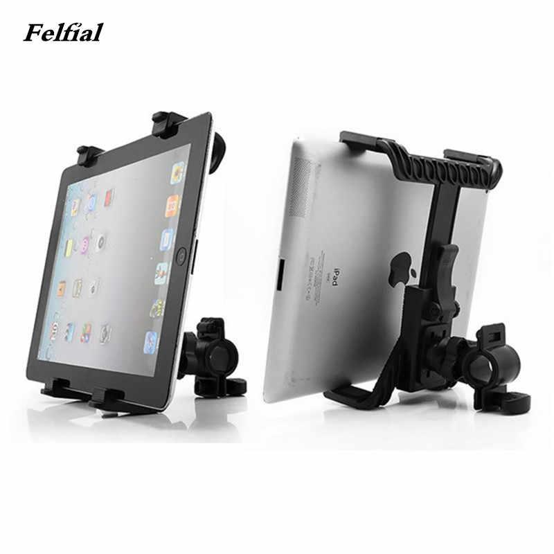 Halter für Mikrofon Stative passt für iPad 1-4 Halterung für Tablet PC
