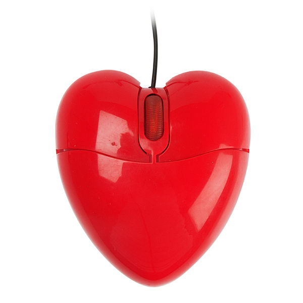 Image result for heart computer mouse