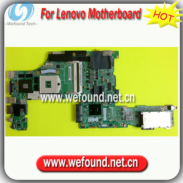 100% Working Laptop Motherboard For lenovo T510 63Y1878 Series Mainboard, System Board