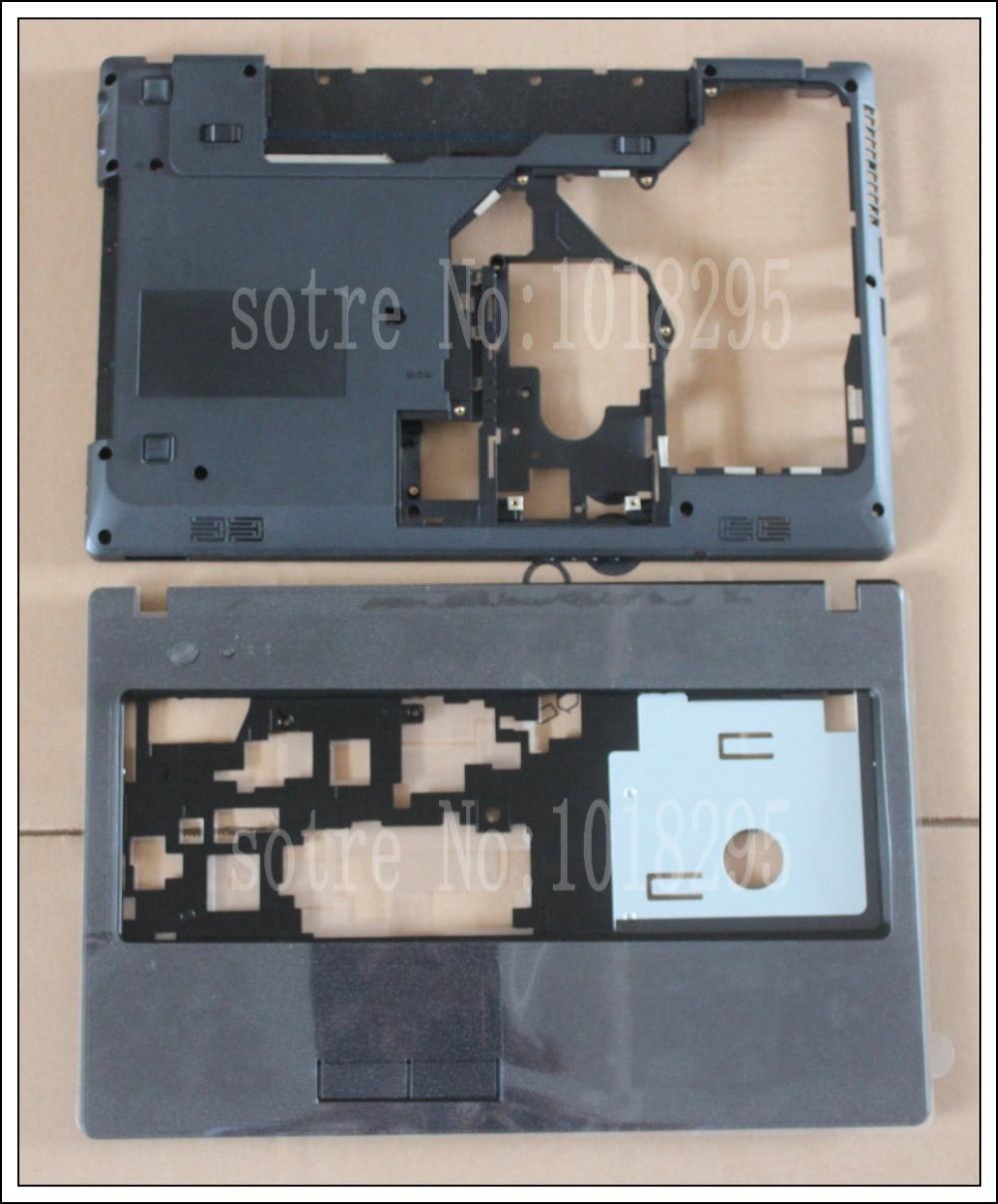 NEW FOR Lenovo G570 G575 Bottom Base Cover Case + Palmrest COVER Upper Case HDMI Combo