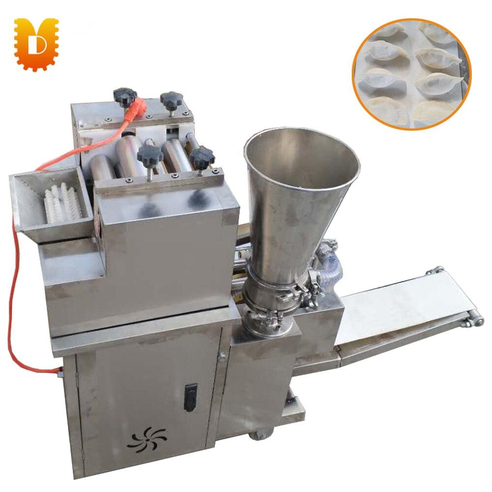 Chinese Automatic Dumpling Machine/Instant Frozen Dumpling Making Machine